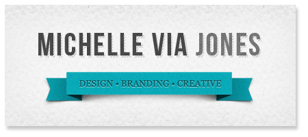 Michelle Via Jones Logo