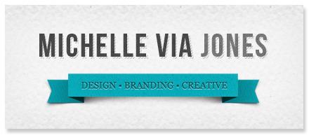Michelle Via Jones Logo