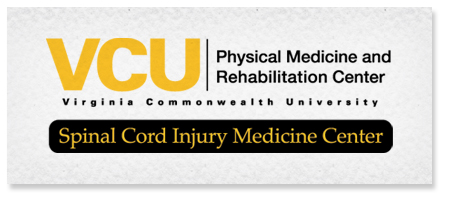 VCU Physical Medicine and Rehabilitation Center Logo