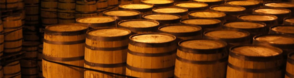 A Smith Bowman Distillery Bourbon Barrels